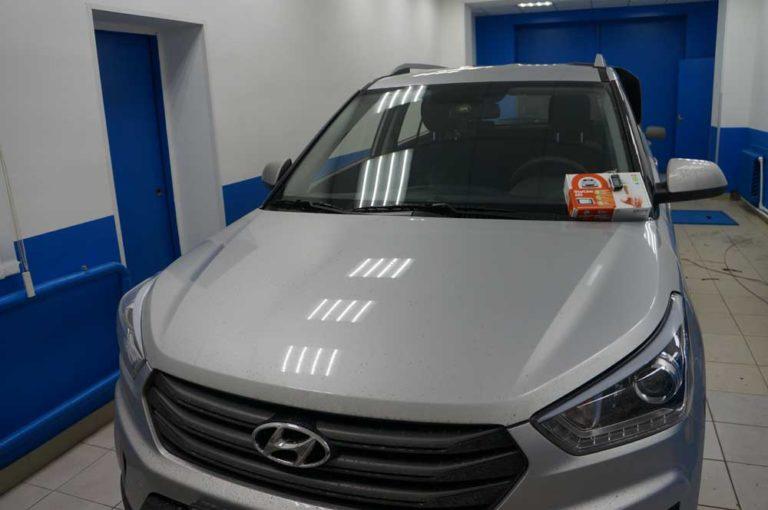Hyundai Creta 2017 сигнализация StarLine A93