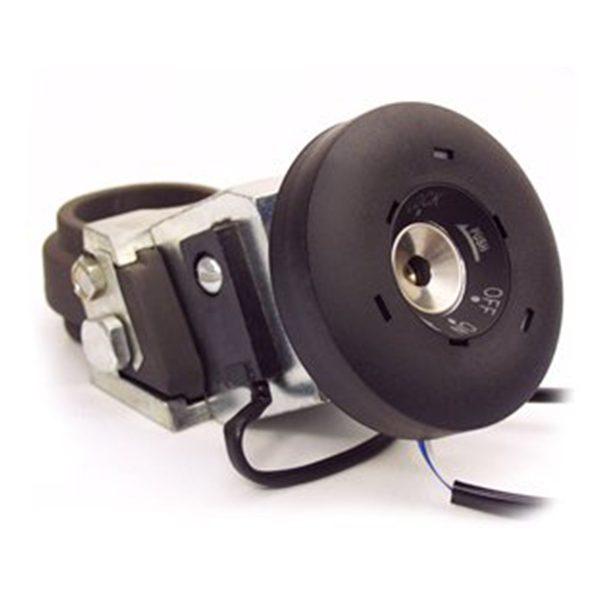 Гарант Бастион – механический блокиратор рулевого вала с выключателем зажигания