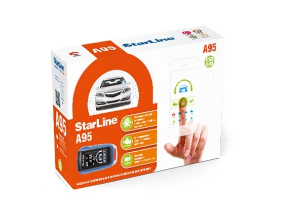 StarLine A95BT CAN+LIN GSM/GPS<br><strong>26500р</strong>