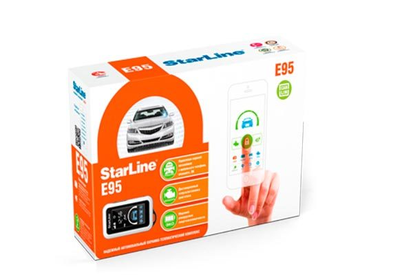 StarLine Е95BT CAN+LIN GSM/GPS<br><strong>26500р</strong>