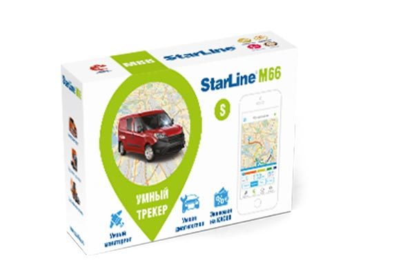 Маяк StarLine M66-S<br><strong>5900р</strong>