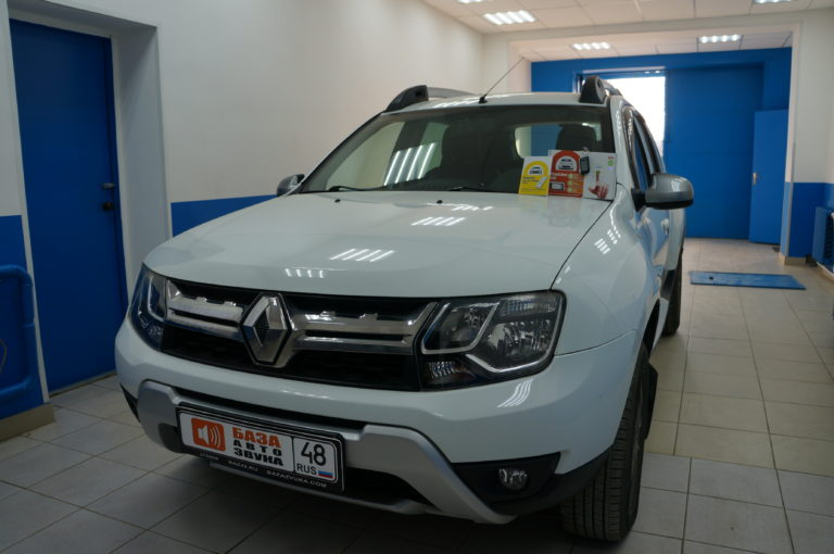 Renault Duster 2016 StarLine A93 GSM/GPS