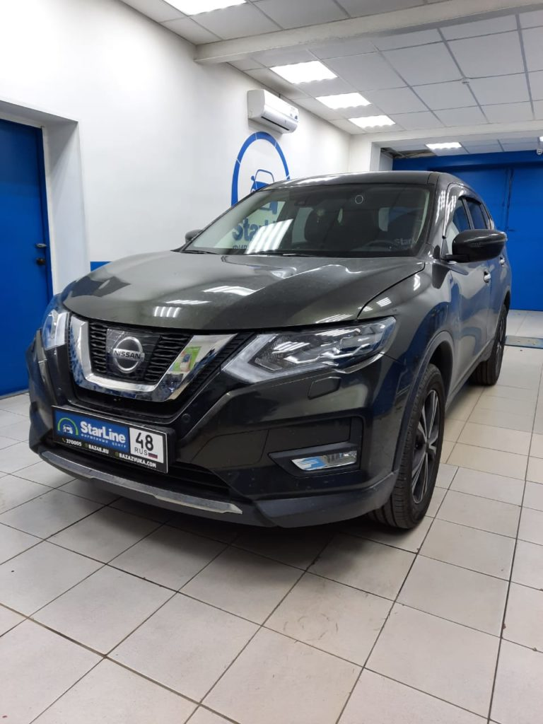Nissan Qashqai 2021 Внешняя обработка колесных арок